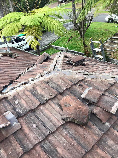 roof repairs newcastle port stephens central coast